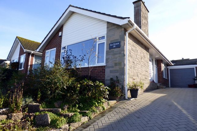 Thumbnail Detached bungalow for sale in Lower Fowden, Paignton