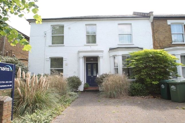 Thumbnail Maisonette for sale in Cherry Orchard, Staines-Upon-Thames, Surrey