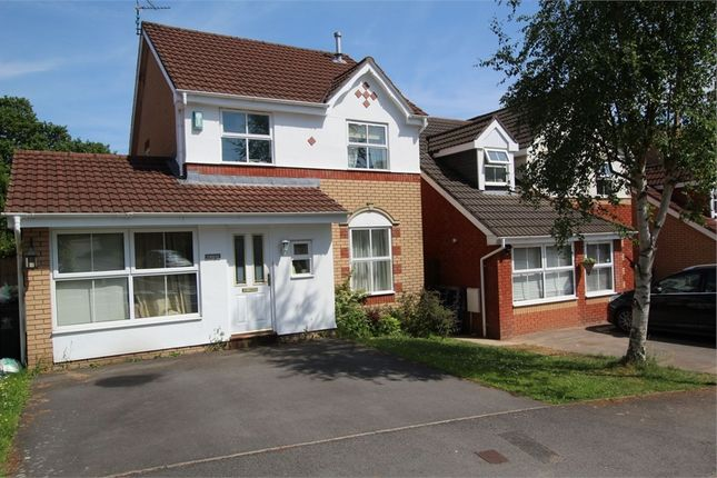 Thumbnail Detached house for sale in Clonakilty Way, Pontprennau, Cardiff