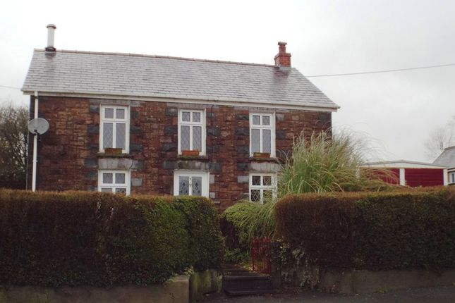 Thumbnail Detached house for sale in Llandeilo Road, Gorslas, Gorslas, Carmarthenshire