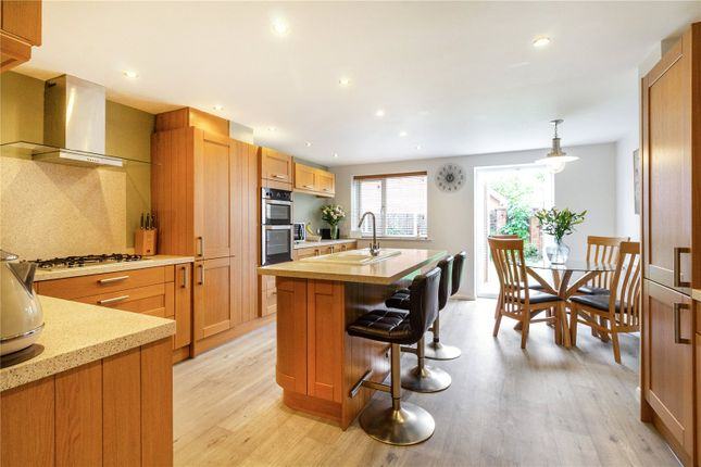 Thumbnail Detached house for sale in Bluebell Way, Upton, Pontefract, West Yorkshire