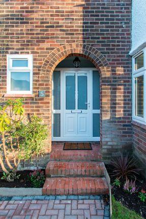 Porch of Hillside Road, Hale, Altrincham WA15