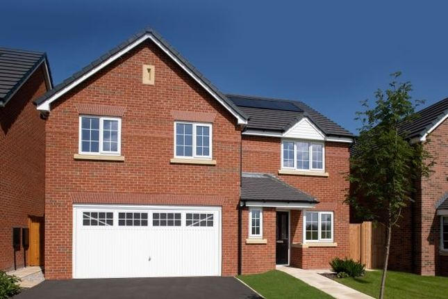Thumbnail Detached house for sale in Richmond Park, Moss Lane, Whittle-Le-Woods, Chorley, Lancashire