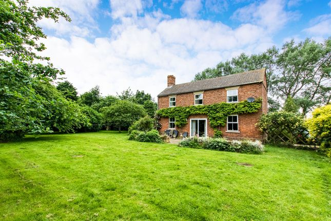 Detached house for sale in Kyme Road, Heckington Fen, Sleaford