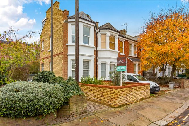 Thumbnail End terrace house for sale in Greenside Road, London