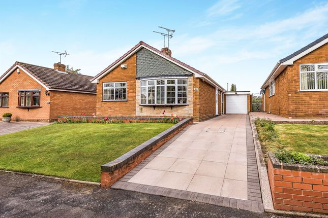Thumbnail Detached bungalow for sale in Lydford Road, Bloxwich, Walsall