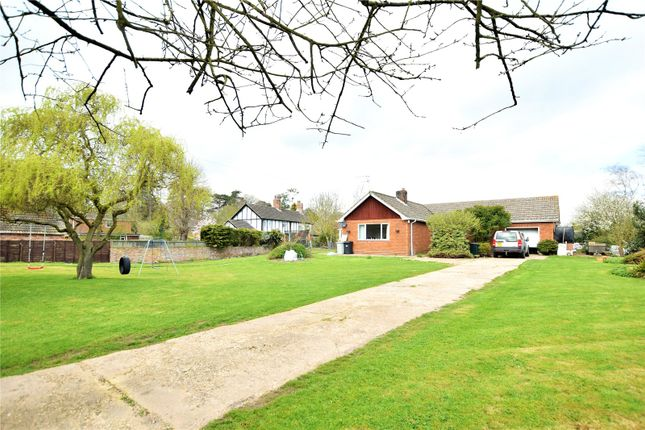 Thumbnail 3 bed bungalow for sale in Church Lane, Manby, Louth