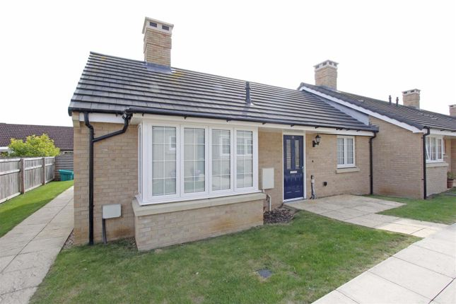 Thumbnail Semi-detached bungalow for sale in The Croft, Bourne