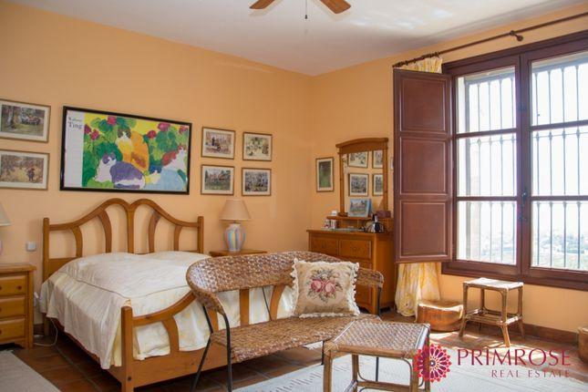 Bedroom of Duquesa Villas, Duquesa, Manilva, Málaga, Andalusia, Spain