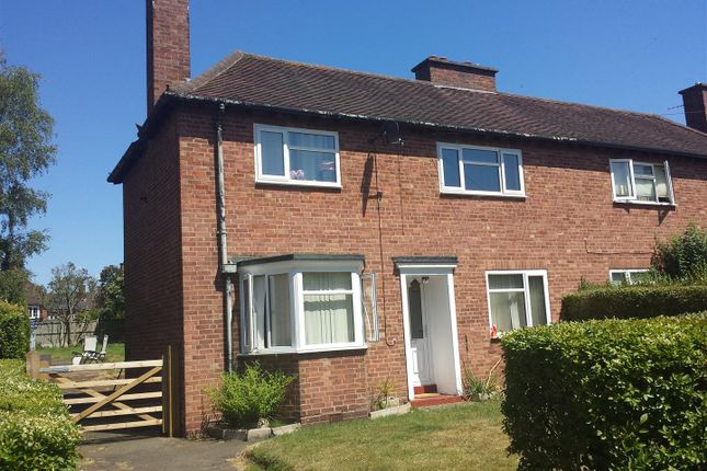 Thumbnail Semi-detached house to rent in Erneley Close, Stourport-On-Severn