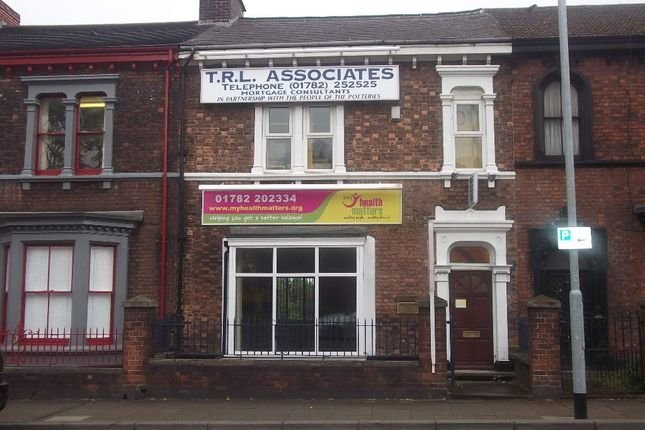 13 Birch Terrace, Hanley, Stoke-On-Trent, Staffordshire ST1