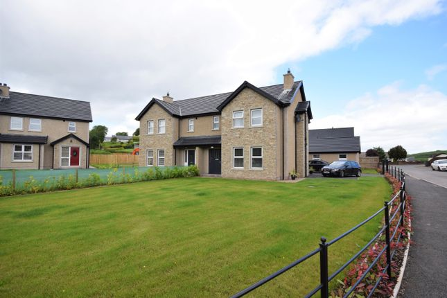 Thumbnail Semi-detached house for sale in Killyliss Manor, Dungannon