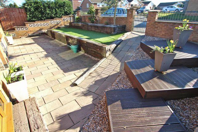 Garden of Middlebeck Drive, Arnold, Nottingham NG5