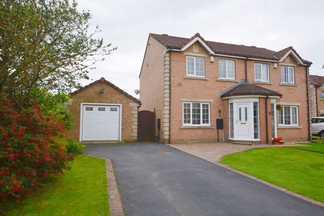 Thumbnail Semi-detached house for sale in Ling Road, Egremont