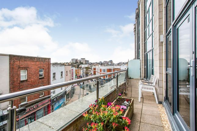 Thumbnail Flat for sale in Commercial Road, Westbourne, Bournemouth
