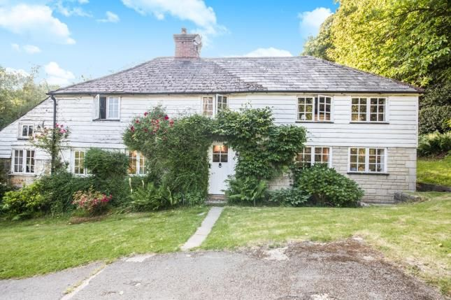 Thumbnail Detached house for sale in Fir Toll Road, Mayfield, East Sussex