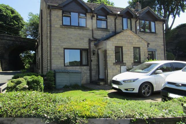 2 bed terraced house for sale in Victoria Close, Berry Brow, Huddersfield
