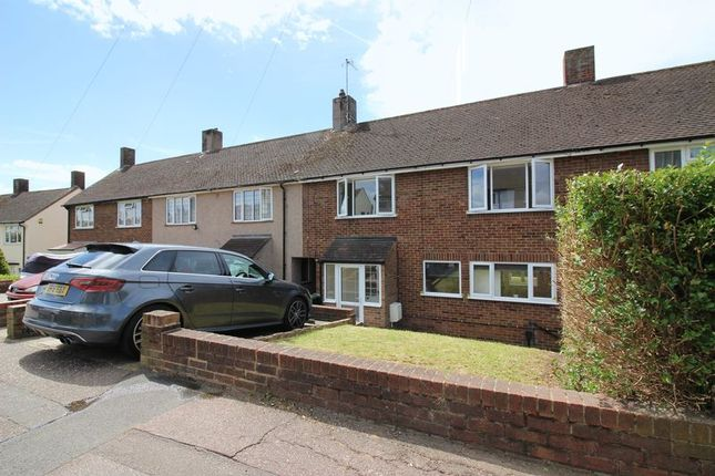 Thumbnail Terraced house to rent in Buxton Road, Waltham Abbey
