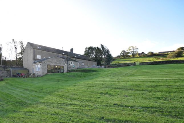 Thumbnail Detached house for sale in Lower Wood Lane Farm, Wood Lane, Sowerby