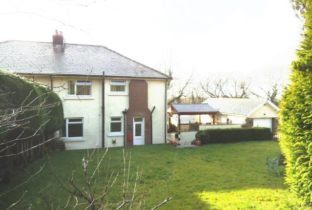 Thumbnail Semi-detached house for sale in Rhiwceiliog, Nr Pencoed, Bridgend