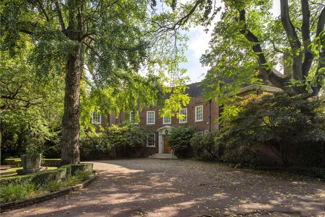 Thumbnail Property for sale in Avenue Road, St John's Wood, London