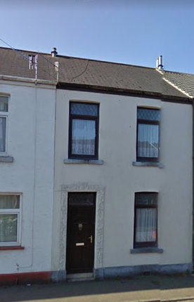 Thumbnail Terraced house to rent in Regent Street West, Neath/ Portalbot