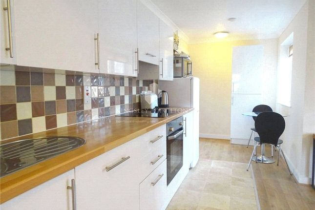 Thumbnail Flat to rent in Lowry Court, Stubbs Drive, London