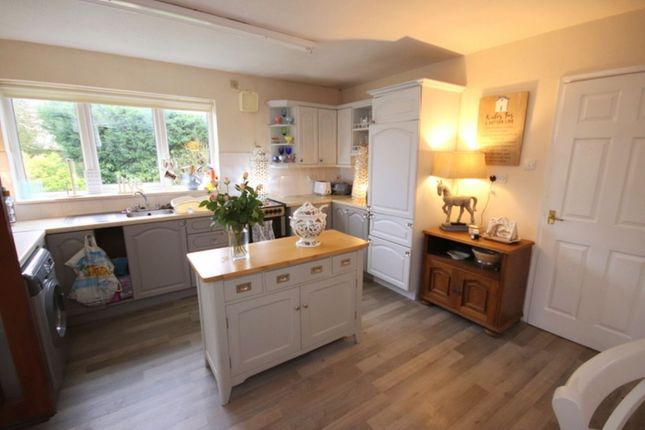 Thumbnail Bungalow for sale in Sheppenhall Grove, Aston, Nantwich