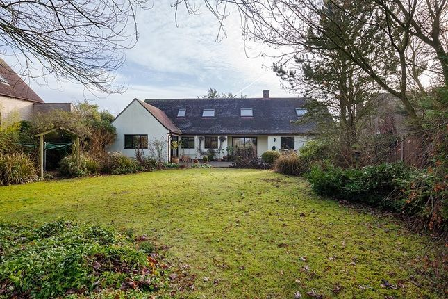 Thumbnail Detached house for sale in Station Road, Willingham, Cambridge