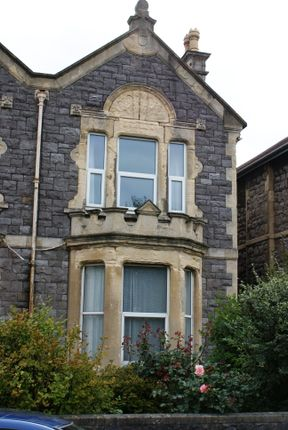 Thumbnail Flat to rent in Graham Road, Weston Super Mare