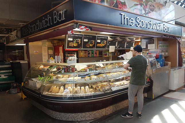 Restaurant/cafe for sale in Swansea Indoor Market, Swansea