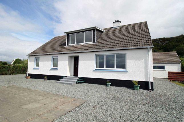 Thumbnail Detached house for sale in Badicaul, Kyle Of Lochalsh
