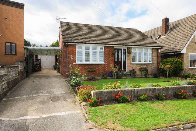 Thumbnail Detached bungalow for sale in Ramsey Avenue, Walton, Chesterfield