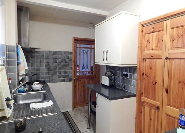 Thumbnail Terraced house for sale in George Daggar Avenue, Abertillery