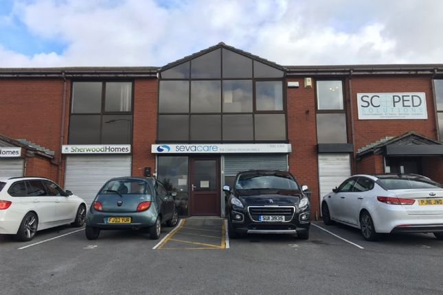 Thumbnail Office for sale in Billington Road, Hapton, Burnley