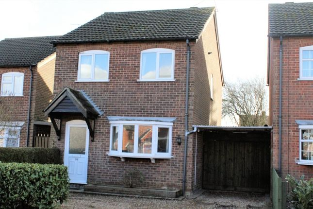 Thumbnail Detached house for sale in Charnwood Road, Barwell, Leicestershire