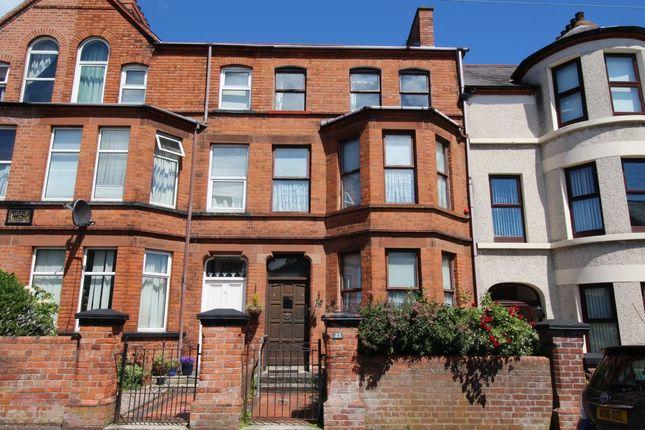 Thumbnail Terraced house for sale in Edward Road, Whitehead, Carrickfergus