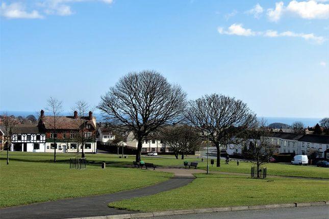Village Green of Carlton Terrace, Easington Village, County Durham SR8
