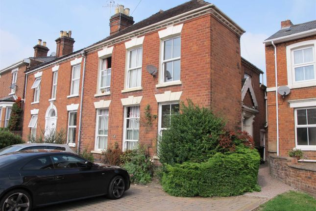 Thumbnail End terrace house for sale in Bromyard Road, St Johns, Worcester