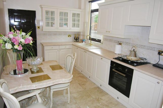 Thumbnail Semi-detached house for sale in Chester Road, Pentre, Deeside