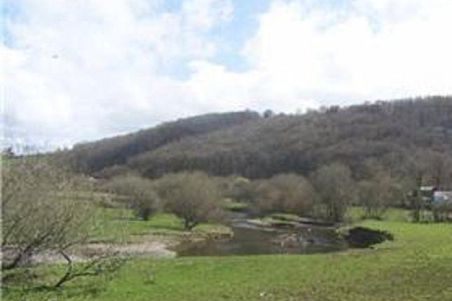 Thumbnail Land for sale in Land At Pencarreg, Near Llanybydder, Carmarthenshire.