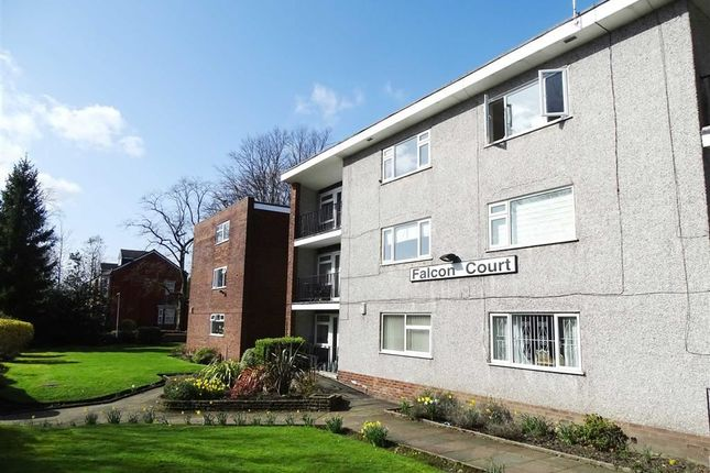 Thumbnail Flat to rent in Falcon Court, Salford, Salford
