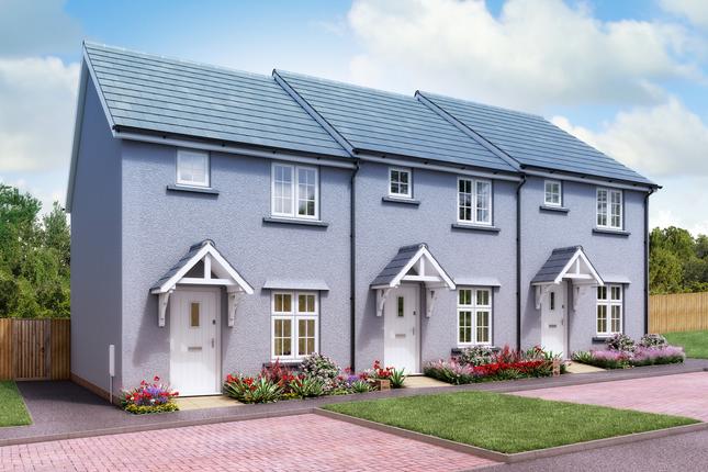 2 bedroom end terrace house for sale in Tor Close, Tavistock