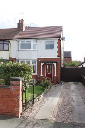 Thumbnail Semi-detached house for sale in Green Lane, Chester, Cheshire