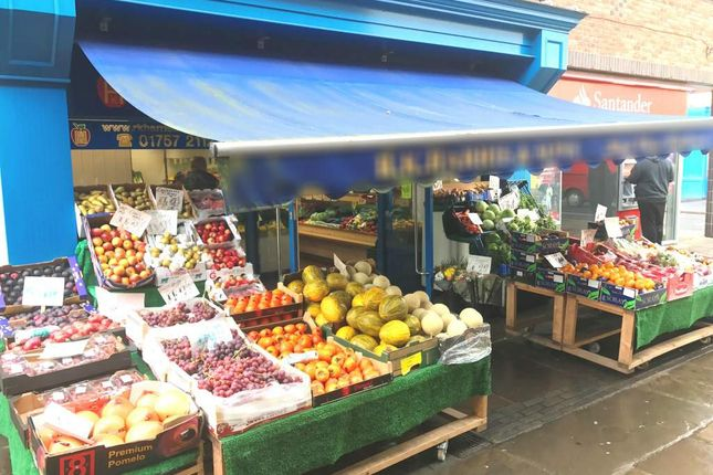 Retail premises for sale in Selby YO8, UK
