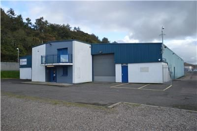Thumbnail Warehouse to let in Extensive Workshop, Smeaton Road, Dundee