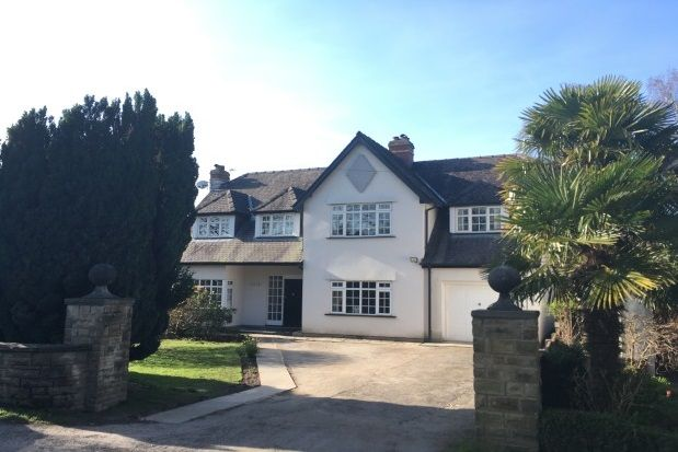 Thumbnail Detached house to rent in Heathbank Road, Cheadle Hulme, Cheadle