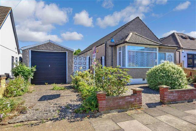 Thumbnail Detached bungalow for sale in Babington Road, Hornchurch, Essex