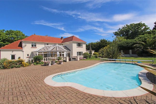 Thumbnail Detached house to rent in La Rade, Mont D'aval, Castel, Guernsey