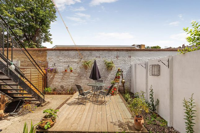 Thumbnail Flat for sale in Charteris Road, Queens Park, London